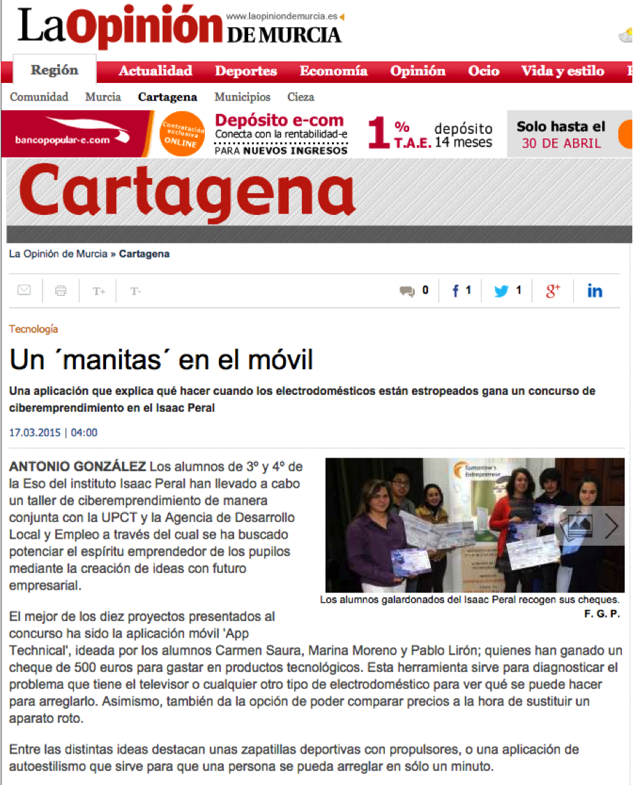 Noticia Prensa